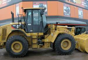 Caterpillar 950H Wheel For Hire