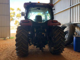 CASE IH Maxxum 130 FWA/4WD Tractor - picture0' - Click to enlarge