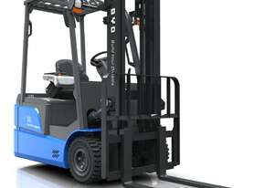 BYD ECB16 – 3 wheels Lithium Counterbalance Forklift