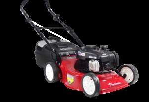 "125cc Mulch & Catch Push Mower -18"" Cut"