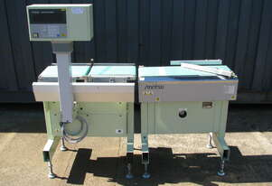 Anritsu Check Weigher Checkweigher with Rejector