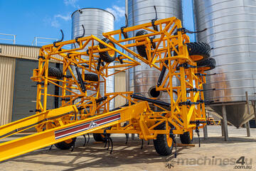 AFM 250 Series Double Fold Floating Hitch Cultivator