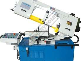BS-13DS Semi - Automatic, Swivel Head-Dual Mitre Metal Cutting Band Saw 458 x 235mm (W x H) Rectangl - picture0' - Click to enlarge