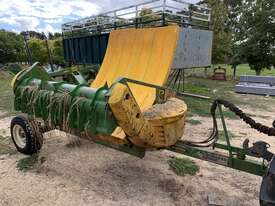 2017 Hustler X5000 Bale Wagons - picture0' - Click to enlarge