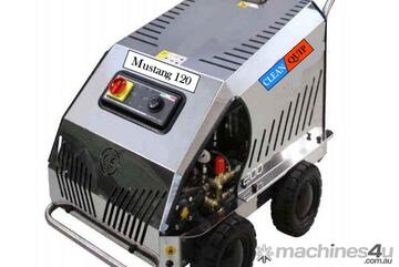 Hot Pressure Cleaner - Mustang 120 - Single Phase