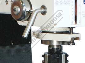 HM-46 Mill Drill - Geared & Tilting Head (X) 475mm (Y) 195mm (Z) 450mm Dovetail Column - picture7' - Click to enlarge