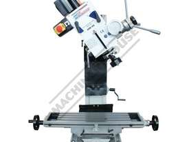 HM-46 Mill Drill - Geared & Tilting Head (X) 475mm (Y) 195mm (Z) 450mm Dovetail Column - picture18' - Click to enlarge