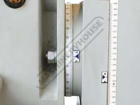 HM-46 Mill Drill - Geared & Tilting Head (X) 475mm (Y) 195mm (Z) 450mm Dovetail Column - picture12' - Click to enlarge
