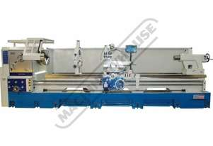 TM-33130HDX Heavy Duty Centre Lathe - BIG BORE 860 x 3310mm Turning Capacity - 153mm Spindle Bore In