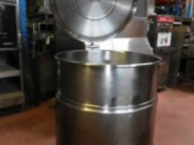 IFM SHC00570 - Used Jacketed Kettle - picture0' - Click to enlarge