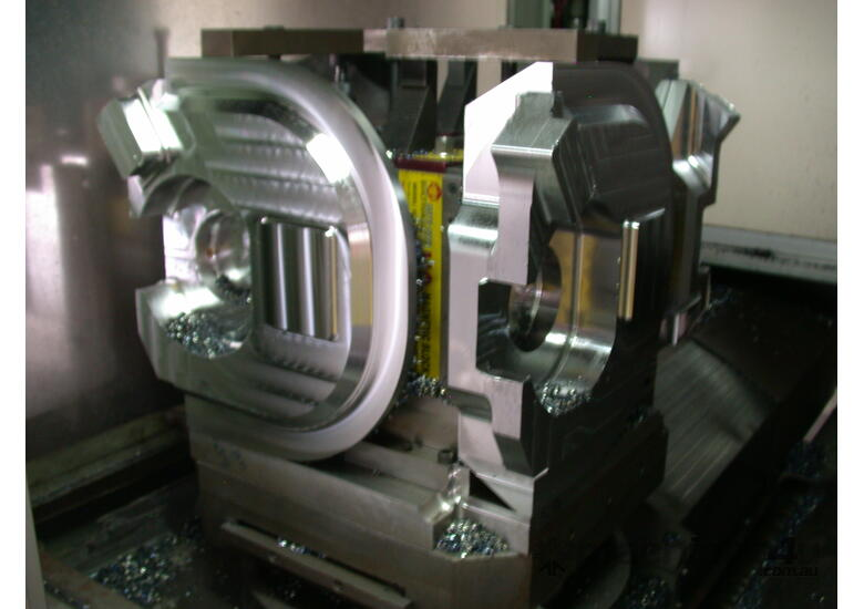 MagVise for Horizontal Machining Centres