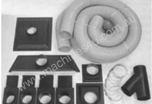 Carbatec Dust Collection Kit