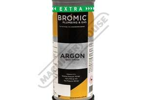 1181524 Ar - Argon Disposable Cylinder 2.2 Litres