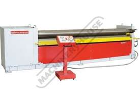 AR-2506 Motorised Plate Curving Rolls 2550 x 6mm Mild Steel Capacity Initial Pinch Design - picture2' - Click to enlarge