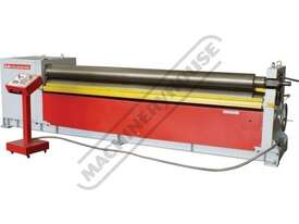 AR-2506 Motorised Plate Curving Rolls 2550 x 6mm Mild Steel Capacity Initial Pinch Design - picture3' - Click to enlarge