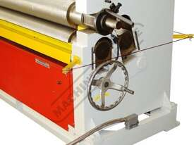 AR-2506 Motorised Plate Curving Rolls 2550 x 6mm Mild Steel Capacity Initial Pinch Design - picture7' - Click to enlarge
