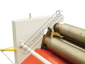 AR-2506 Motorised Plate Curving Rolls 2550 x 6mm Mild Steel Capacity Initial Pinch Design - picture12' - Click to enlarge