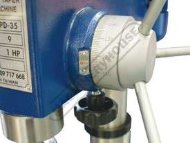 PD-35 Industrial Pedestal Drill - Belt Drive 31.5mm Drill Capacity 3MT - picture3' - Click to enlarge