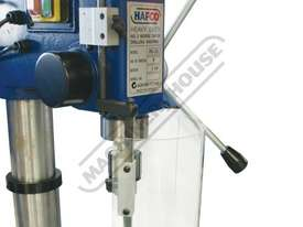 PD-35 Industrial Pedestal Drill - Belt Drive 31.5mm Drill Capacity 3MT - picture6' - Click to enlarge