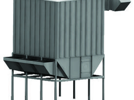 Dust Extraction Reverse Flow Filter Unit ASF2DAKXL (ATEX Certified) - picture1' - Click to enlarge