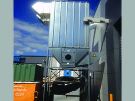 Dust Extraction Reverse Flow Filter Unit ASF2DAKXL (ATEX Certified) - picture4' - Click to enlarge