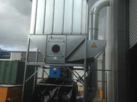 Dust Extraction Reverse Flow Filter Units ASF_DAKXL (ATEX Certified) - picture12' - Click to enlarge