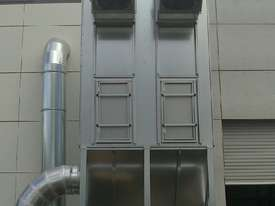 Dust Extraction Reverse Flow Filter Units ASF_DAKXL (ATEX Certified) - picture14' - Click to enlarge