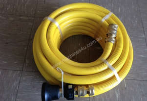 Fire fighting hose kit 19mm x 20m