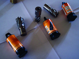 QUALITY GERMAN MAG BASE DRILL SLUGGER CORE DRILLS - picture5' - Click to enlarge