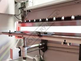 PB-200B Hydraulic NC Pressbrake 220T x 4000mm Estun NC-E21 Control 2-Axis with Hardened Ballscrew Ba - picture18' - Click to enlarge
