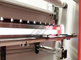 PB-200B Hydraulic NC Pressbrake 220T x 4000mm Estun NC-E21 Control 2-Axis with Hardened Ballscrew Ba - picture19' - Click to enlarge