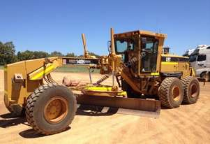 2005 Caterpillar 140H VHP Series 2