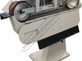 BS-76 Belt Linisher Sander 75 x 2000mm Belt Size - picture5' - Click to enlarge