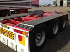 2013 NEAR NEW HBT TRI AXLE DOLLY - picture0' - Click to enlarge
