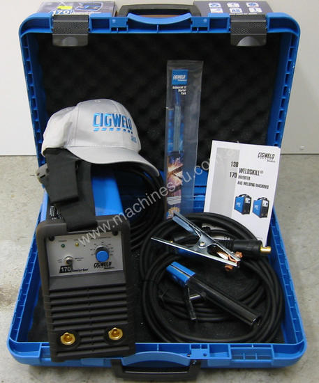 Weldskill 170 DC Inverter Kit