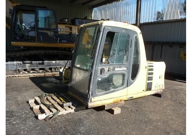 parts and wrecking 1996 komatsu pc120 cabins in albury nsw. Black Bedroom Furniture Sets. Home Design Ideas