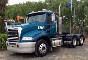 2010 Mack 2010 GRANITE CHEAPEST IN AUSTRALIA