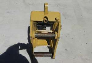 Caterpillar 428C Quick Hitch Attachments