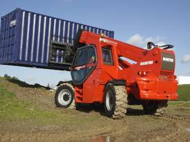 Foe Hire - Manitou MHT-X 10120 Telehandler - picture0' - Click to enlarge