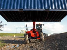 Foe Hire - Manitou MHT-X 10120 Telehandler - picture2' - Click to enlarge