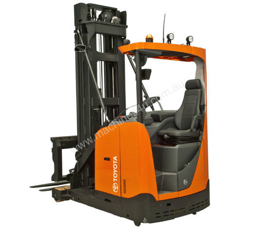 New Toyota Vre150 Very Narrow Aisle Forklift In Moorebank Nsw