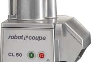 CL50E - Continuous feed - commercial food processo