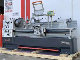 New EURO Heavy Duty Lathe  - 2000mm Bed, 105mm Bore, 560mm Swing, Fully Featured - picture0' - Click to enlarge