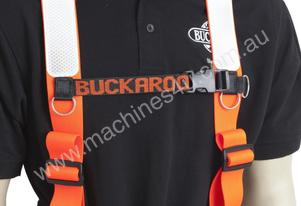 BUCKAROO TMH PADDED SHOULDER HARNESS