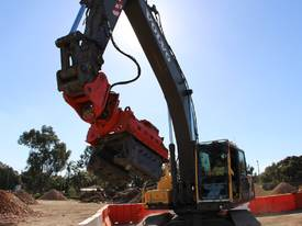 MOVAX SIDE GRIP PILE DRIVER - SG60 - picture4' - Click to enlarge