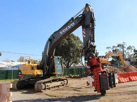 MOVAX SIDE GRIP PILE DRIVER - SG60 - picture10' - Click to enlarge