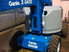 Genie Self-Propelled Articulating Booms Z34/22 IC