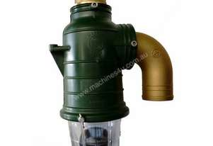 Allvac Secondary Shut-Off Valve