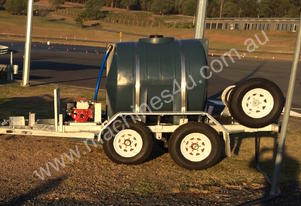 2000L Fire Fighting Trailer 2013 model