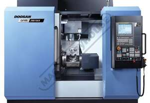 DNM200/350 CNC 5 Axis Machining Centre Series Details